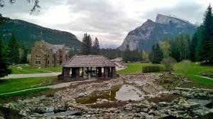 Banff Cascade Gardens