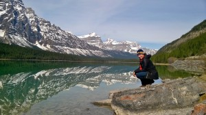 Waterfowl Lake 1